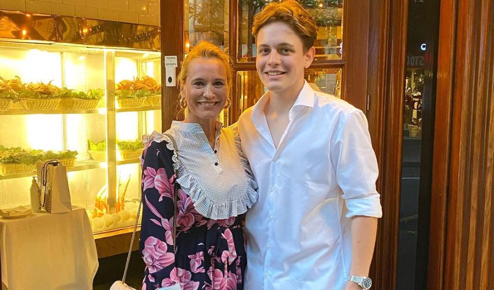 """Andreea Esca, declarații emoționante despre fiul ei, Aris, care a plecat la studii în străinătate: """"A fost mai greu decât am crezut"""""""