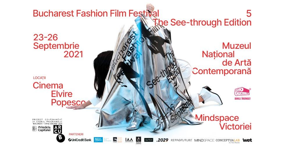 Bucharest Fashion Film Festival, la ediția cu numărul 5