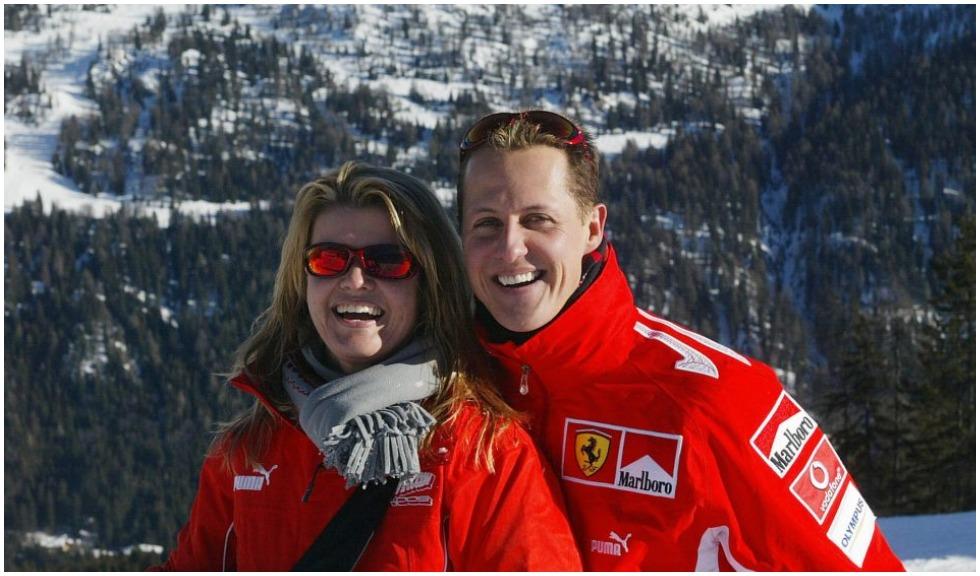 """Corinna, soția lui Michael Schumacher, vorbește despre accidentul care i-a schimbat viața soțului său: """"Michael este aici. Diferit, dar este aici"""""""