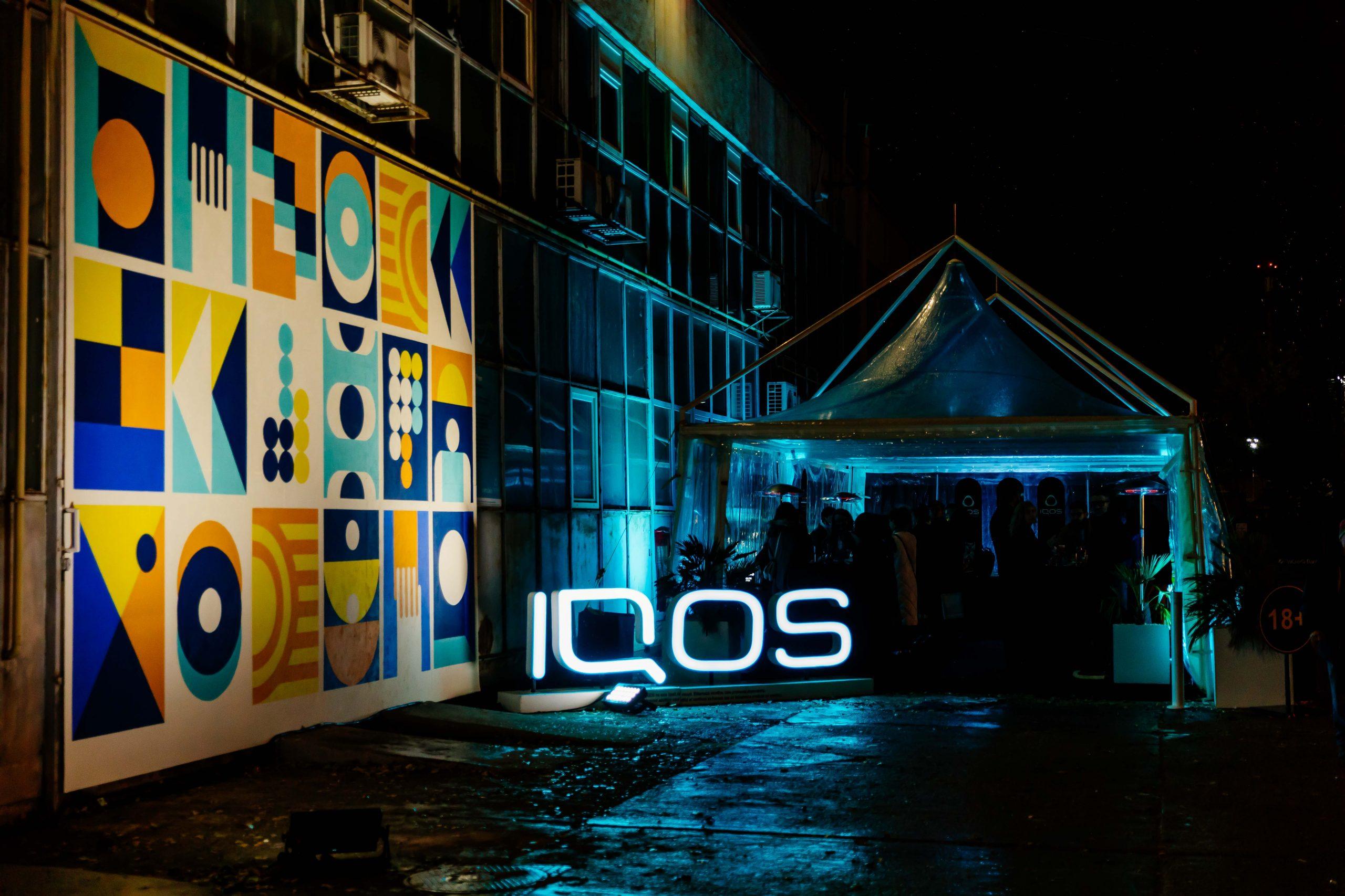 IQOS susține două proiecte creative sub umbrela Together We Art în cadrul festivalului DIPLOMA