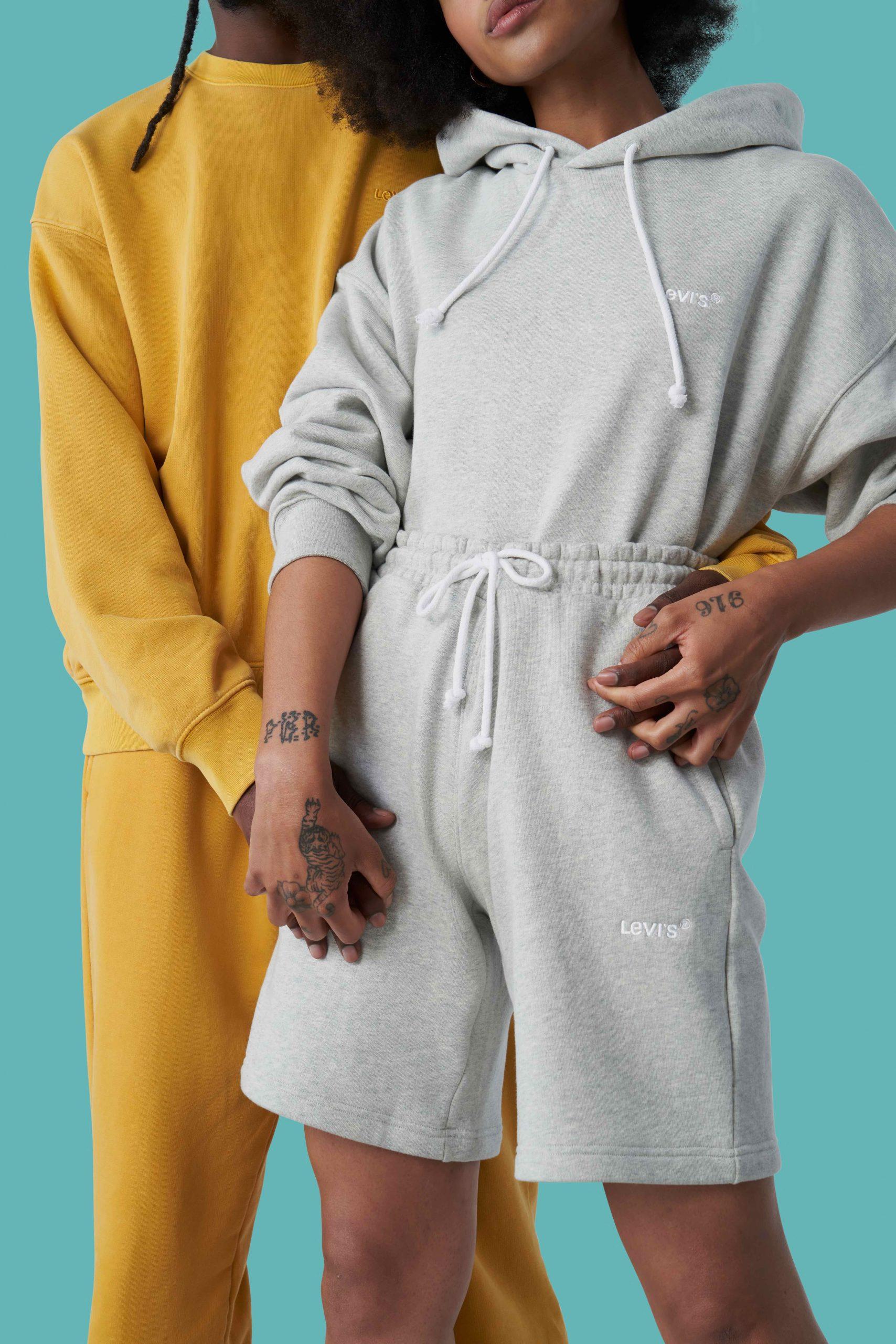 Descoperă confortul în Levi's® Red Tab Sweats colecția Toamnă/Iarnă 2021
