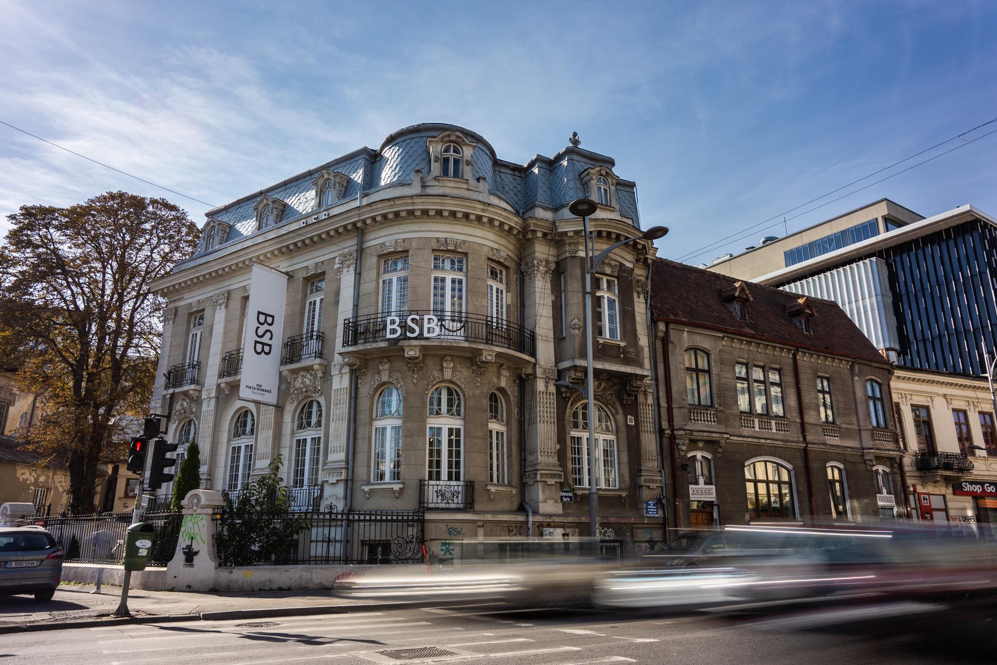 Noul flagship store BSB s-a deschis în vila monument istoric din Piața Romană nr. 3