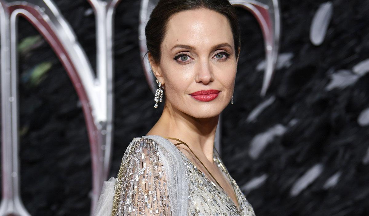 Angelina Jolie, fotografiată din nou împreună cu fostul soț