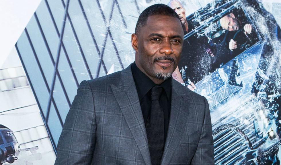 Idris Elba, apariție rară pe covorul roșu alături de soție și fiica lui