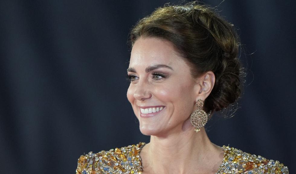 Kate Middleton, apariție elegantă într-o rochie de nici 100 de lei