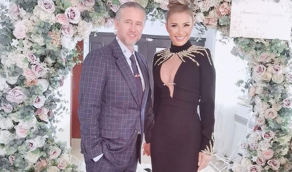Cum a reacționat fiul lui Laurențiu Reghecampf & Anamaria Prodan la știrea că tatăl lui a depus actele de divorț